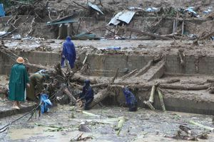 Tìm thấy thi thể 4 nạn nhân lũ quét và sạt lở đất ở Lai Châu