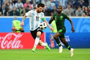 Chấm điểm Argentina 2-1 Nigeria: Điểm 9 cho Lionel Messi