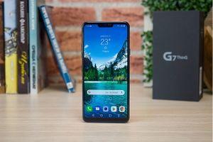 LG G7 được nâng cấp khả năng quay video qua bản cập nhật phần mềm