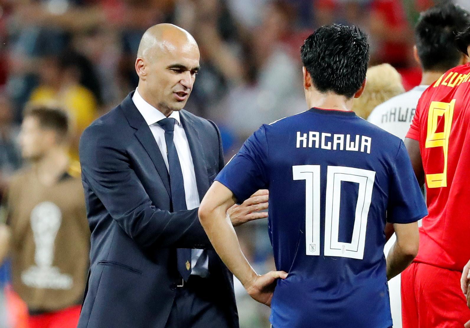 HLV Martinez vẫn tự hào 'cá tính' Bỉ sau màn chết hụt trước Nhật Bản