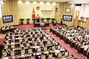Hà Nội bổ sung 81 dự án vốn ngoài ngân sách thu hồi đất năm 2018