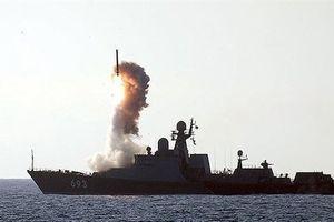 Nga thể hiện sức mạnh Hải quân ở gần Syria
