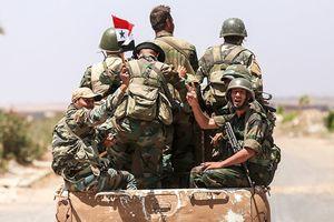 Quân đội Syria tiến vào nhiều khu vực ở Deraa trong hòa bình