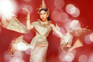 Ngắm bộ ảnh Nữ thần Thái Lan siêu đầu tư của anh chàng LGBT được mệnh danh là 'Thánh nữ chân mày'