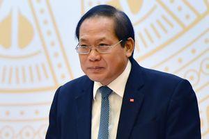Thủ tướng kỷ luật ông Trương Minh Tuấn