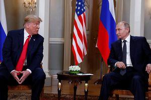 Tổng thống Trump đáp trả chỉ trích sau hội nghị thượng đỉnh Helsiki