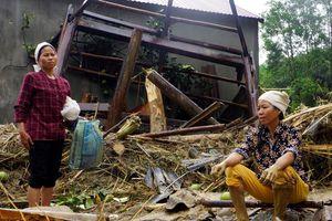 Cảnh tan hoang nơi lũ quét qua khiến 4 người trong gia đình gặp nạn