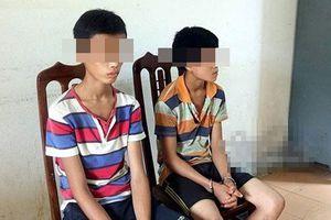 Hà Giang: Lời khai của 2 đối tượng nhí chém thương vong vợ chồng chủ quán tạp hóa