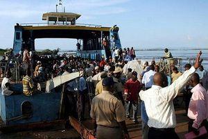16 người thiệt mạng do chìm tàu ở Cộng hòa Dân chủ Congo