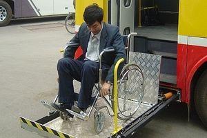 Giải pháp để giao thông tiếp cận gần gũi hơn với người khuyết tật