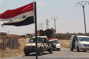 Phe thánh chiến đầu hàng, quân đội Syria chiếm thành phố Nawa