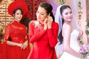 Lộ vòng hai to bất thường trong ngày cưới, loạt mỹ nhân Việt vướng nghi vấn mang thai