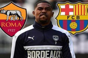 Malcom người khiến Barca và AS Roma chuẩn bị lôi nhau ra tòa là ai?