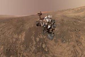 Phát hiện hồ bên dưới bề mặt sao Hỏa