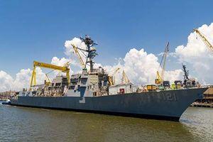 Mỹ tăng tốc đóng mới hàng loạt tàu khu trục Arleigh Burke