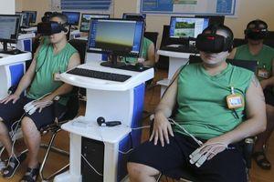 Trung Quốc sử dụng công nghệ thực tế ảo giúp cai nghiện