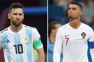 HLV Simeone: Ronaldo gii hn Messi khi t trong i hình trung bình