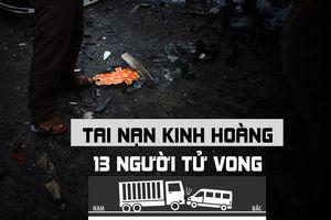 Tai nạn thảm khốc ở Quảng Nam khiến 13 người trong đoàn rước dâu tử vong xảy ra thế nào?