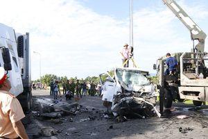 Tai nạn ở Quảng Nam: Sau tiếng nổ chát chúa là tiếng gào thét, kêu cứu thương tâm