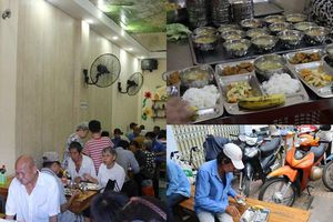 Hội đá ốp lát Sài Gòn tặng quà hệ thống quán cơm xã hội Nụ Cười: Những bữa cơm 2.000 đồng làm ấm lòng dân nghèo Sài Gòn