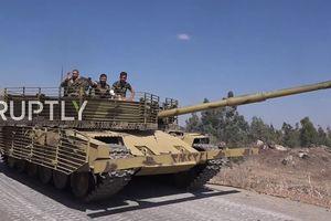 Quân 'Hổ Syria' nghiền nát IS chiếm cứ địa chiến lược ở Daraa