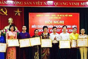 Người truyền cảm hứng tới các thành viên CLB B93 phường Văn Miếu