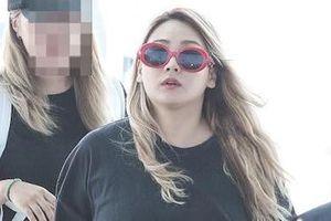 CL (2NE1) tăng cân không kiểm soát, thân hình nặng nề
