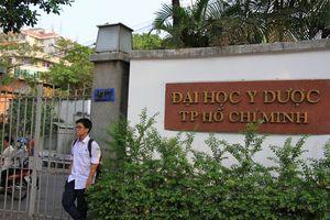 Điểm chuẩn Đại học Y dược TP Hồ Chí Minh: Cao hơn Đại học Y Hà Nội