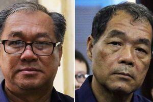 Phạm Công Danh lãnh 20 năm tù, Trầm Bê 4 năm