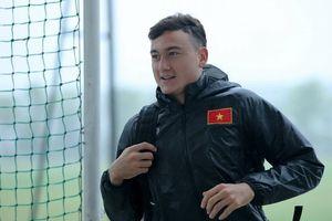 Olympic Việt Nam chính thức loại Đặng Văn Lâm, Minh Vương trước ASIAD