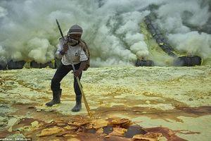 Nhói lòng cảnh lao động cực nhọc của thợ mỏ khắp thế giới
