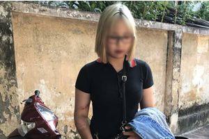 Thiếu nữ 15 tuổi vi phạm giao thông, tông gãy chân đại úy Cảnh sát Cơ động
