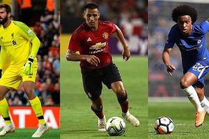 Đội hình 11 ngôi sao Nam Mỹ đáng xem nhất ở Premier League 2018/19