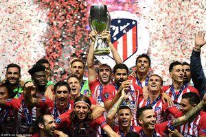 Thắng nghẹt thở Real Madrid, Atletico Madrid vô địch Siêu cúp châu Âu