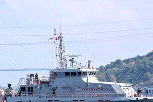 Lý do Nga dồn dập điều hàng loạt tàu tiếp viện tới Syria