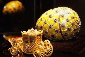 Những quả trứng Phục Sinh lộng lẫy, xa xỉ nhất thế giới