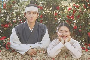 Ngắm mãi không chán poster đẹp tựa ngôn tình của 'phu thê' D.O. (EXO) và Nam Ji Hyun trong '100 Days My Prince'
