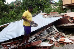 Động đất xảy ra dồn dập, Mỹ lo sợ 'đại địa chấn'