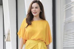 Hoa hậu Phương Lê chào thu bằng bộ ảnh quyến rũ