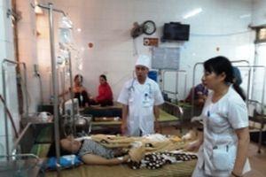 Yên Bái: Hàng chục công nhân Công ty may KNF bị ngộ độc khí