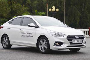 Vướng Ngâu, doanh số xe Hyundai giảm mạnh trong tháng 8/2018