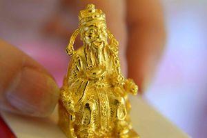 Giá vàng ngày 8/9: Thị trường kim quý vàng quay đầu giảm