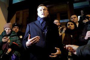 Nga: Lãnh đạo đối lập Navalny lại kêu gọi biểu tình phản đối cải cách lương hưu