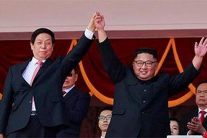 Căng thẳng với Mỹ khiến Trung Quốc-Triều Tiên-Iran xích lại gần nhau