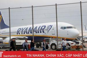 Ryanair hủy 150 chuyến bay do đình công tại Đức