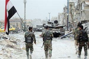 Quân Syria đánh bật IS, giải phóng thêm nhiều vùng ở sa mạc Deir Ezzor