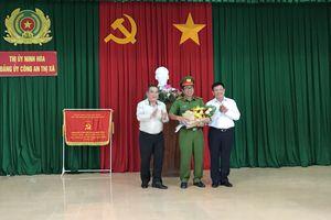 Vietcombank thưởng 100 triệu đồng cho lực lượng công an Khánh Hòa