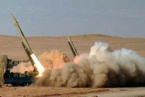 Iran bắn hàng loạt tên lửa đạn đạo vào lãnh thổ Iraq