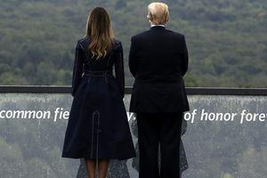5 khoảnh khắc liên quan đến vụ 11/9 khiến ông Trump bị dư luận chỉ trích