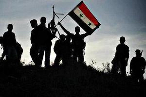 Chiến sự Syria: Quân chính phủ dốc toàn lực 'nhổ rễ' IS ở phía Đông tỉnh Homs